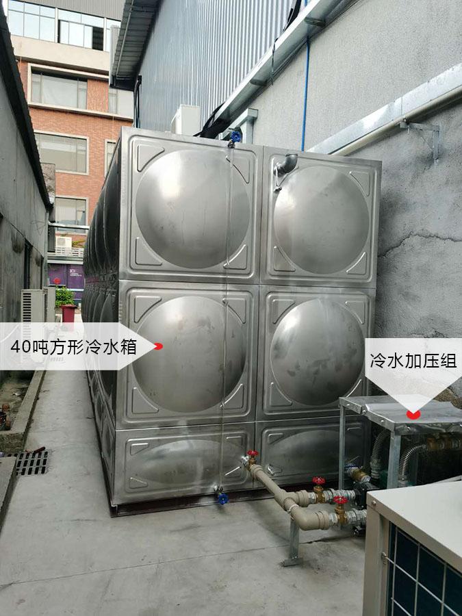 大夫山酒店热水工程